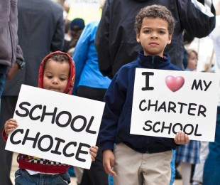 Charter Schools and the Weakening of Democratic Public Education in  the United States