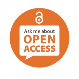 Open access to scientific data and literature and the assessment of research by metrics