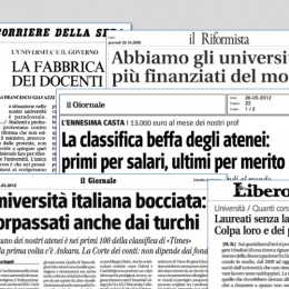 Università: miti, leggende e realtà – Collector's edition!