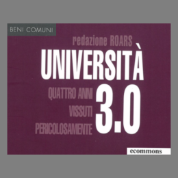 "Università 3.0 ""on the road"": prime tre presentazioni"
