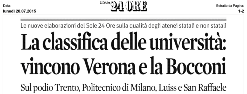 Classifiche_Sole24Ore_2015
