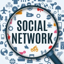 Social networks vs. Institutional repositories