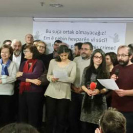 Stop the persecution of Academics for Peace in Turkey: A letter to the international community and elected representatives