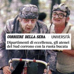 L'università insostenibile
